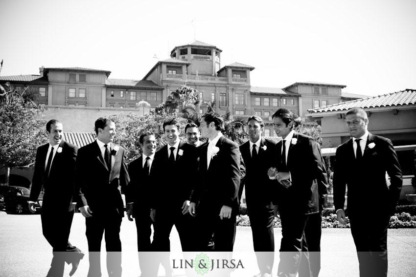 Details of a jewish wedding