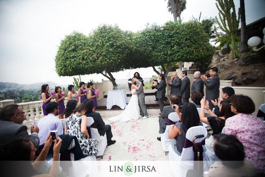 First Kiss Coco Palms Restaurant Wedding Photography Jpg