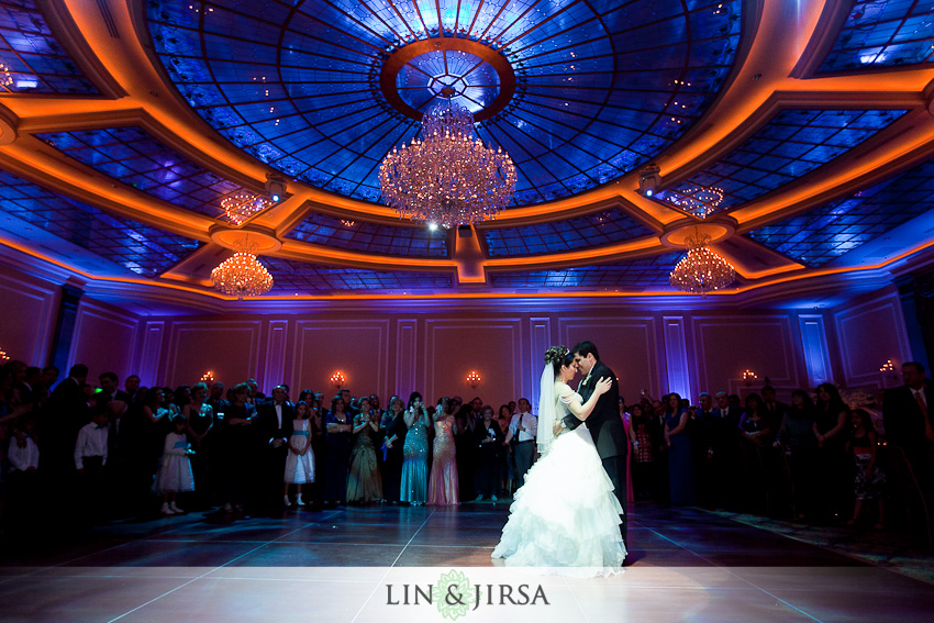 Taglyan Cultural Center Los Angeles Wedding Photography
