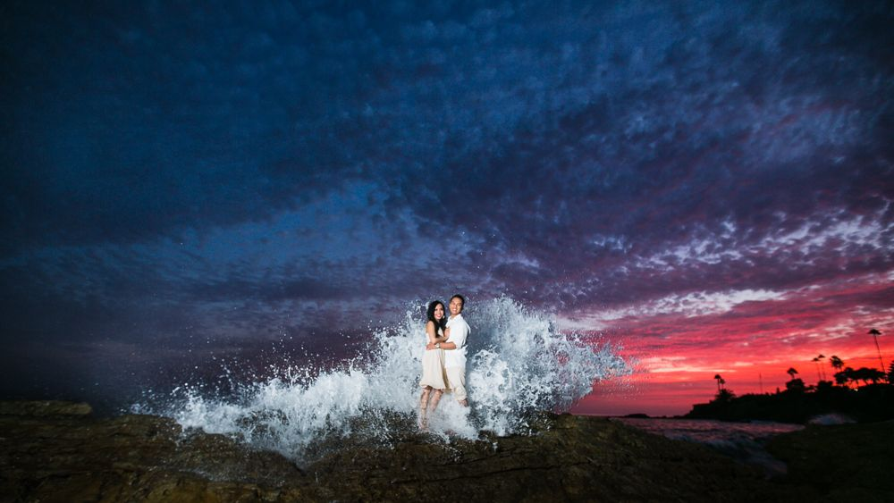 RJ Laguna Beach Engagement Session Photography 0065