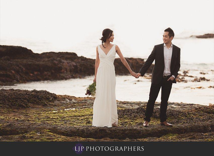 09 beautiful orange county beach engagement photographer