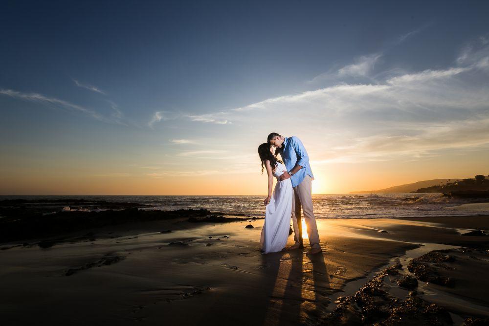 0181 KM Orange County CA Engagement Photography