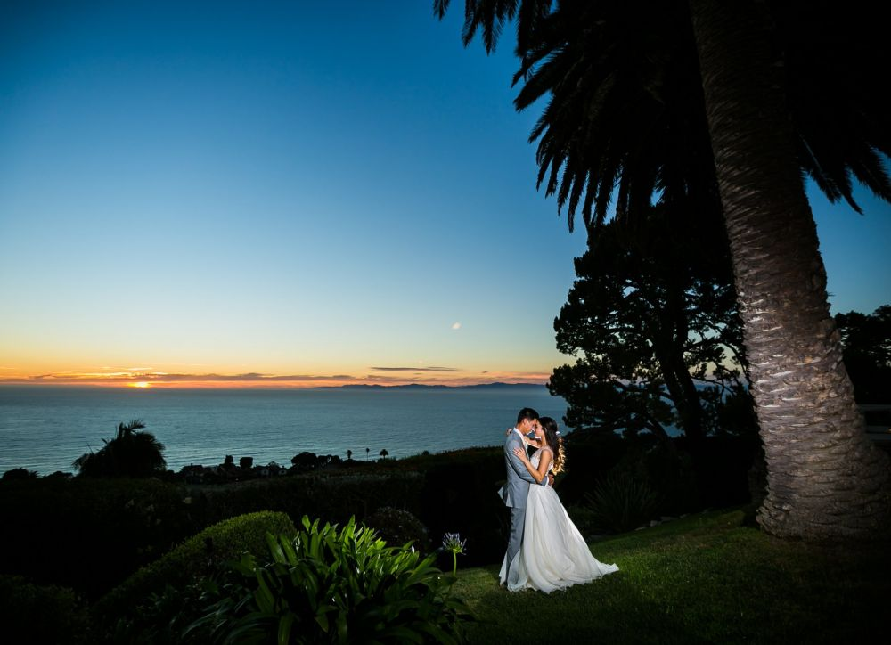 La Venta Inn Rancho Palos Verdes Wedding