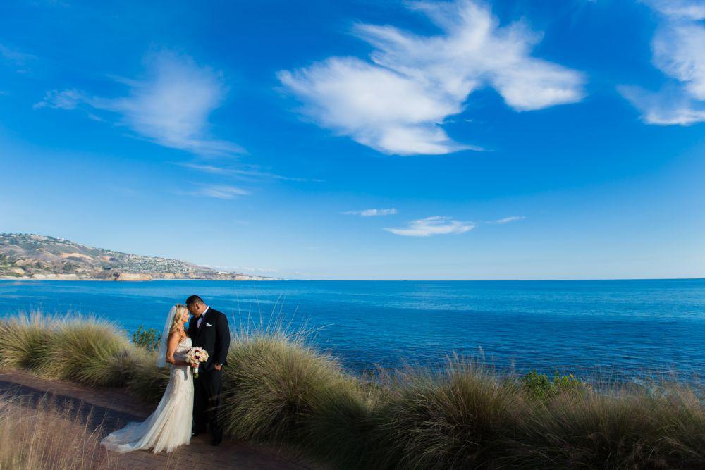 48 terranea resort palos verdes Wedding Photography