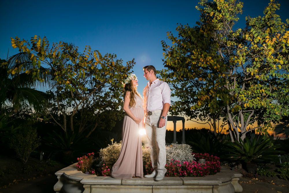 St Regis Monarch Bay Orange County Maternity Photography