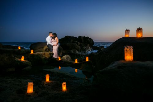 00 Heisler Park Laguna Beach Engagement Photos