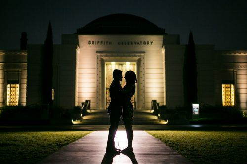 0065 AH Griffith Observatory Engagement Session 1
