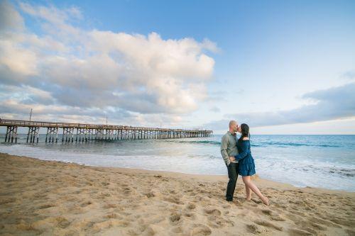 0053 NC Newport Park Engagement Photography
