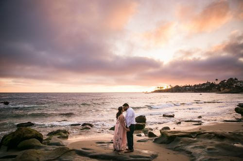 0092 BS Downtown Laguna Orange County Engagement Photography