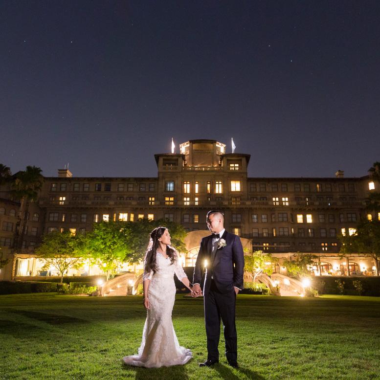 0855 AW Langham Pasadena Wedding Photography