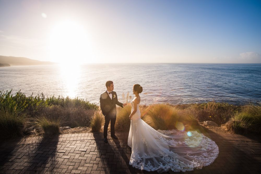 0 terranea resort wedding photography