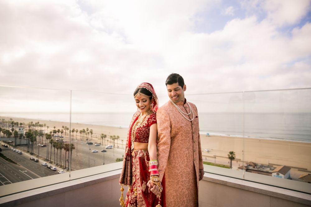 00 hilton waterfront huntington beach indian wedding photography