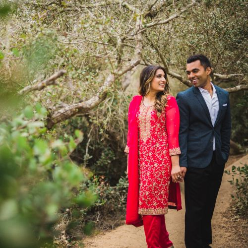 01 san diego beach pakistani engagement photography