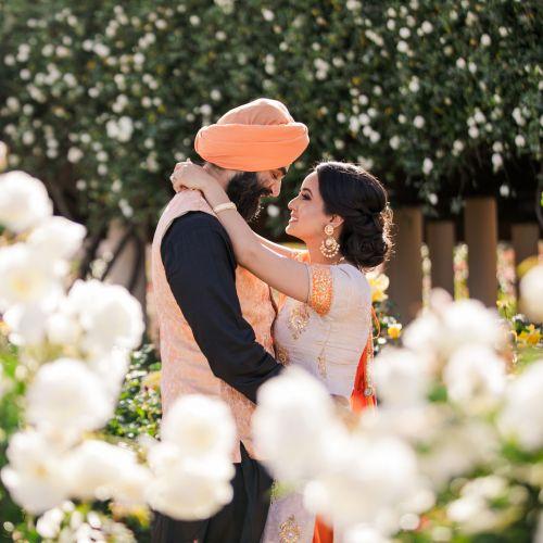 01 Balboa Park San Diego Punjabi Indian Engagement Photography