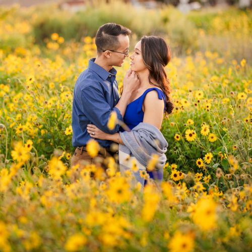 00 Upper Newport Bay Nature Preserve Engagement Photography
