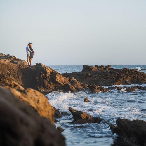 00 Heisler Park Laguna Beach Engagement Photography