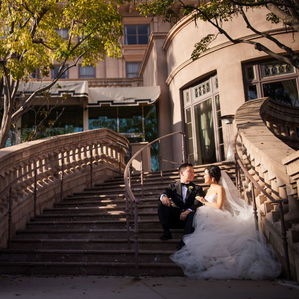 00 Langham Huntington Pasadena Wedding Photography