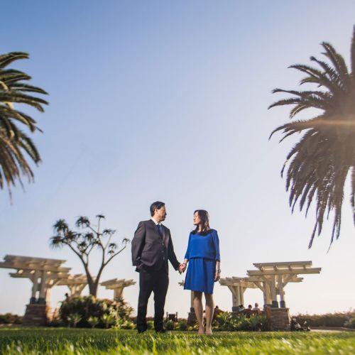 00 Treasure Island Park Laguna Beach Engagement Photography