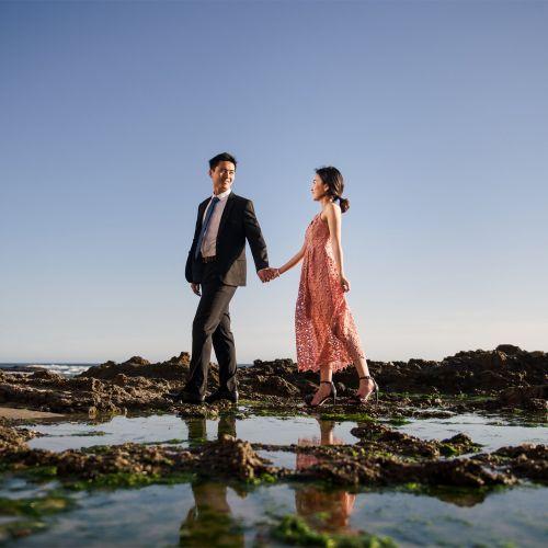 00 Laguna Beach Orange County Engagement Photography
