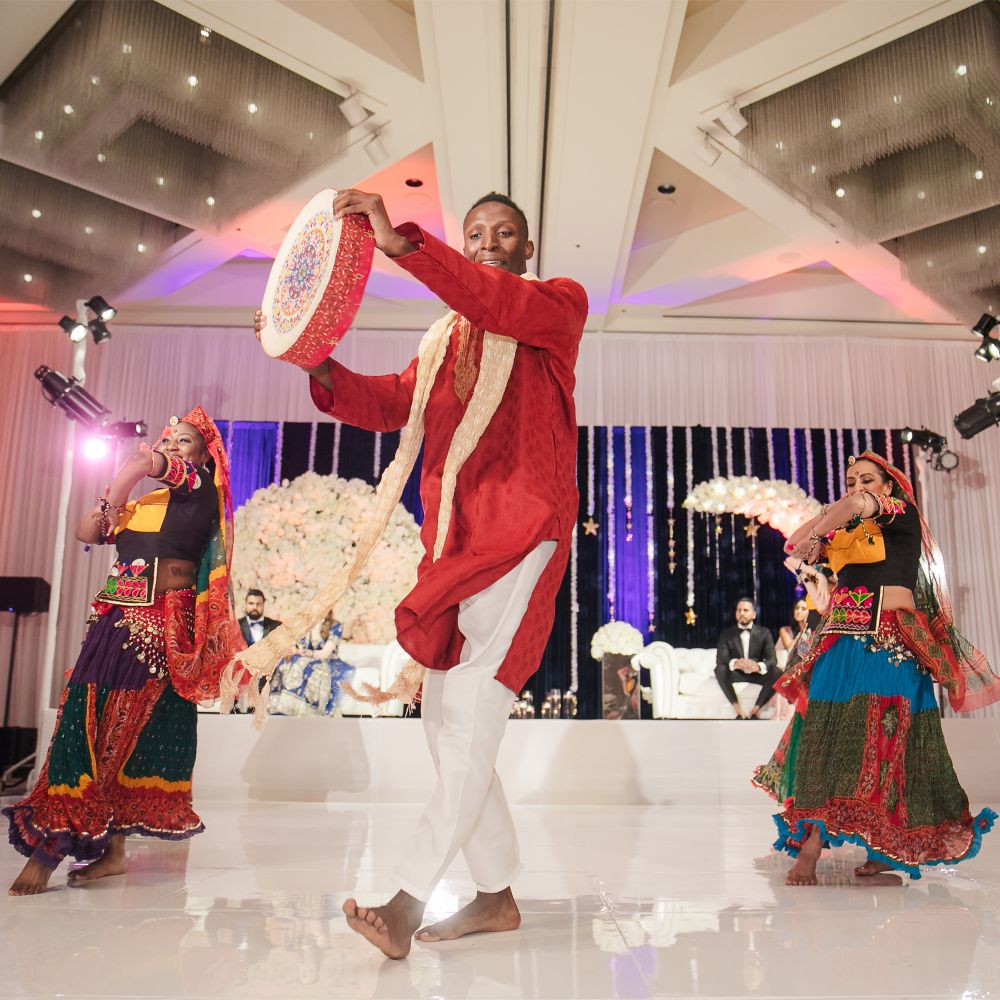 00 Hotel Irvine Joint Indian Reception Wedding Photography