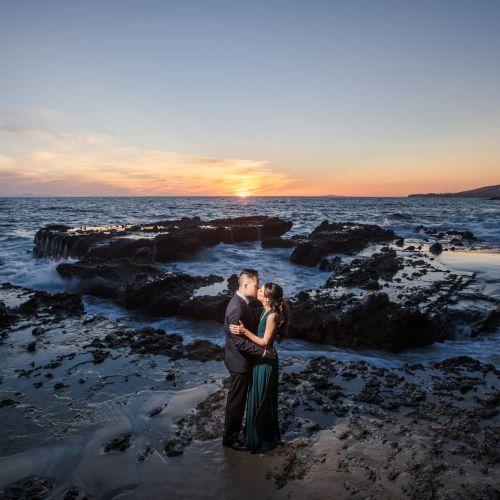 00 Victoria Beach Orange County Engagement Photography