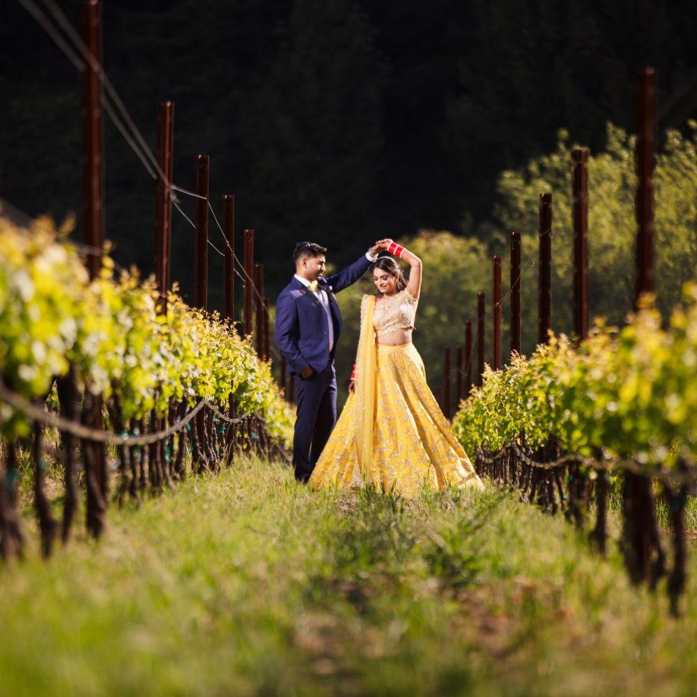 zsr Thomas Fogarty Winery San Jose Indian Wedding Photography