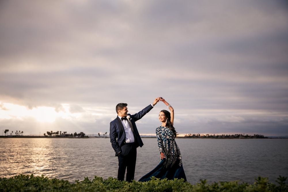 00 Loews Coronado Bay Resort San Diego Indian Wedding Photography