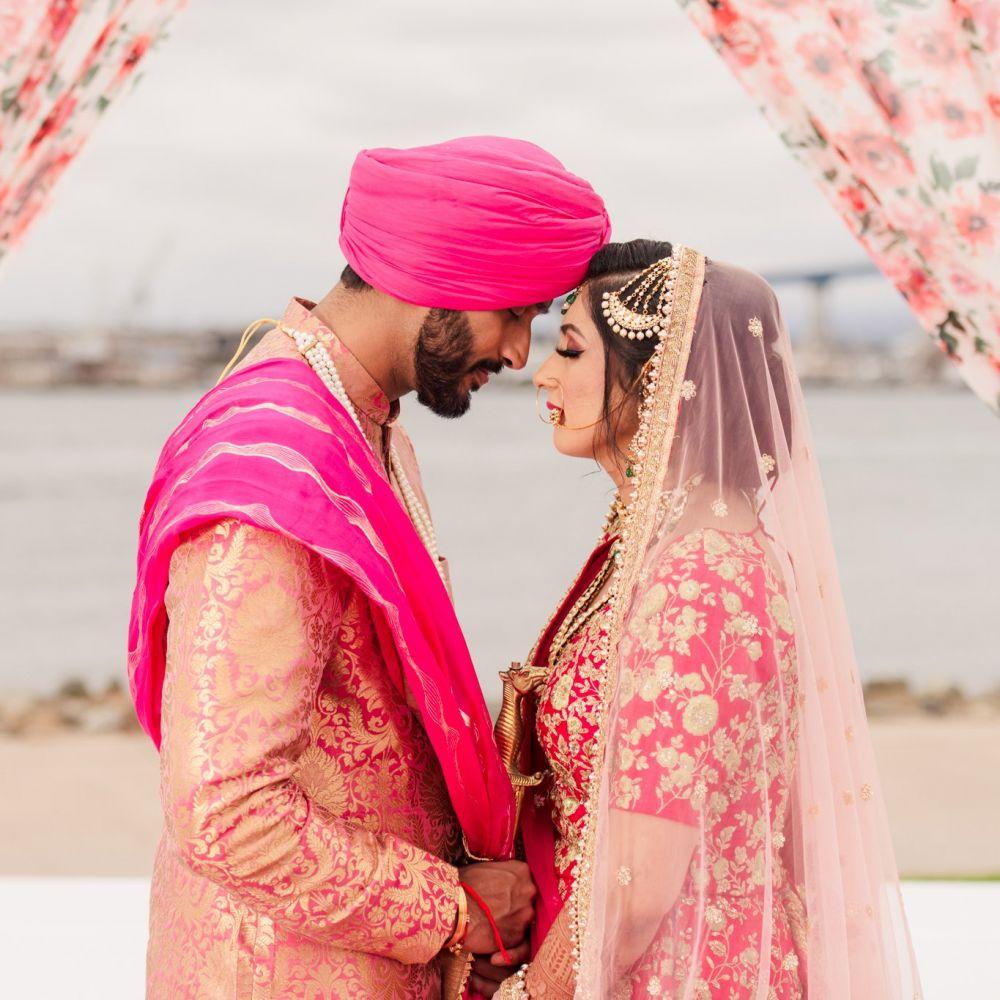 00 Coronado Resort and Spa San Diego Punjabi Wedding Photography
