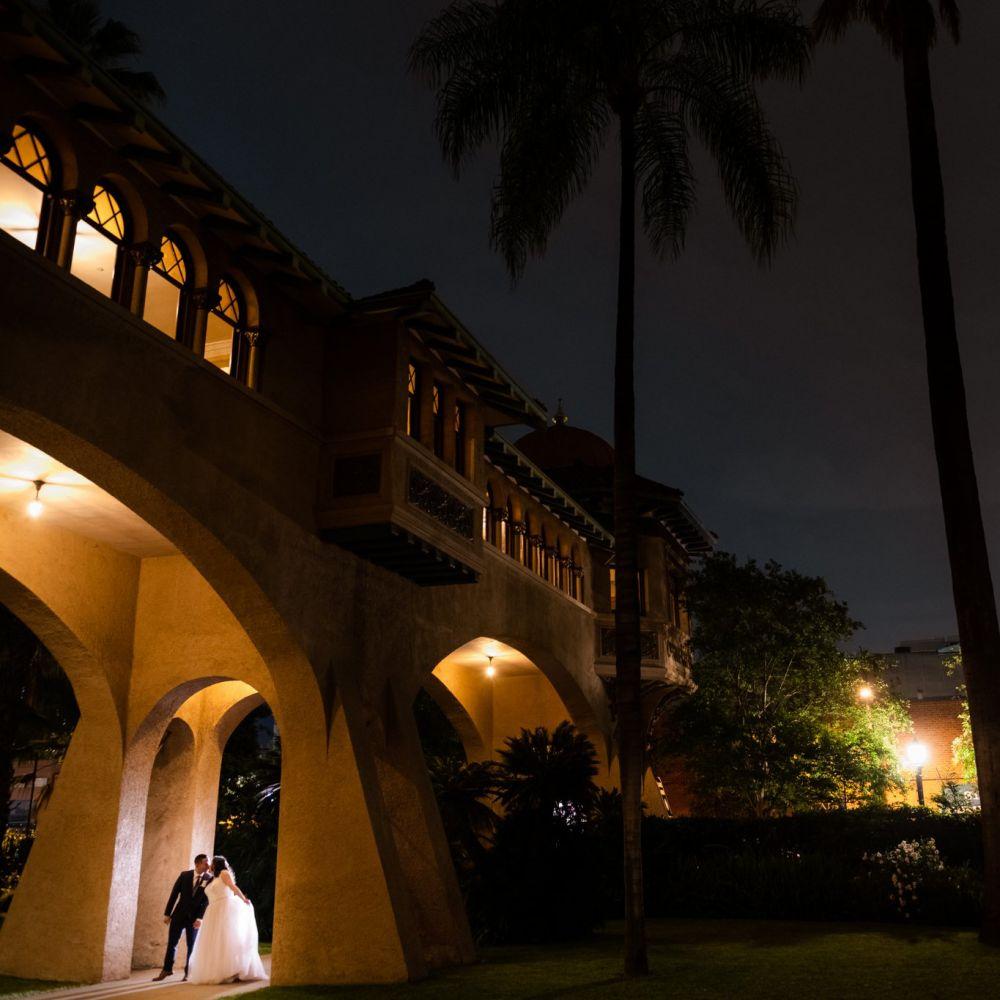 01 Castle Green Pasadena Los Angeles Wedding Photographer