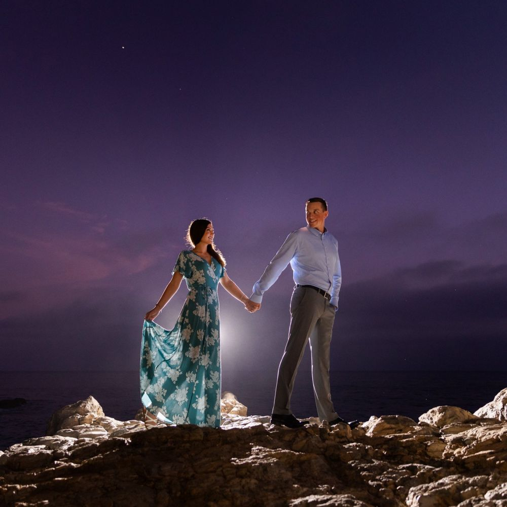 01 Founders Park Los Angeles County Engagement Photography