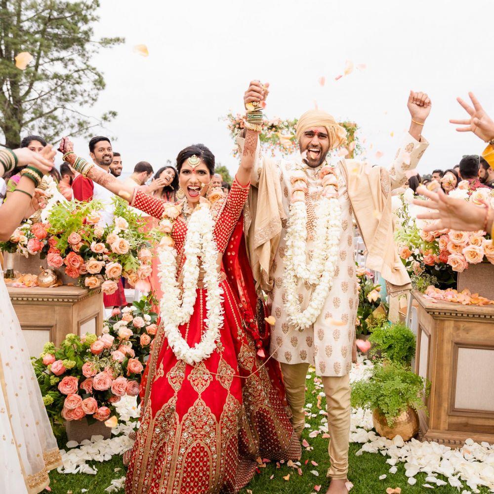 zmsantos Laguna Cliffs Marriott Indian Wedding Ceremony Photography