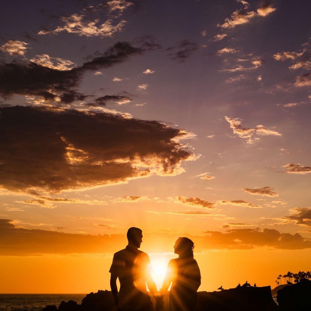 09 Heisler Beach Orange County Engagement Photography