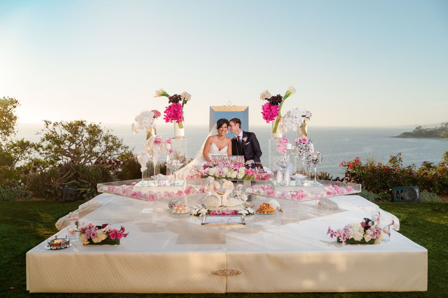 0584 NR The Ritz Carlton Laguna Niguel Dana Point CA Wedding