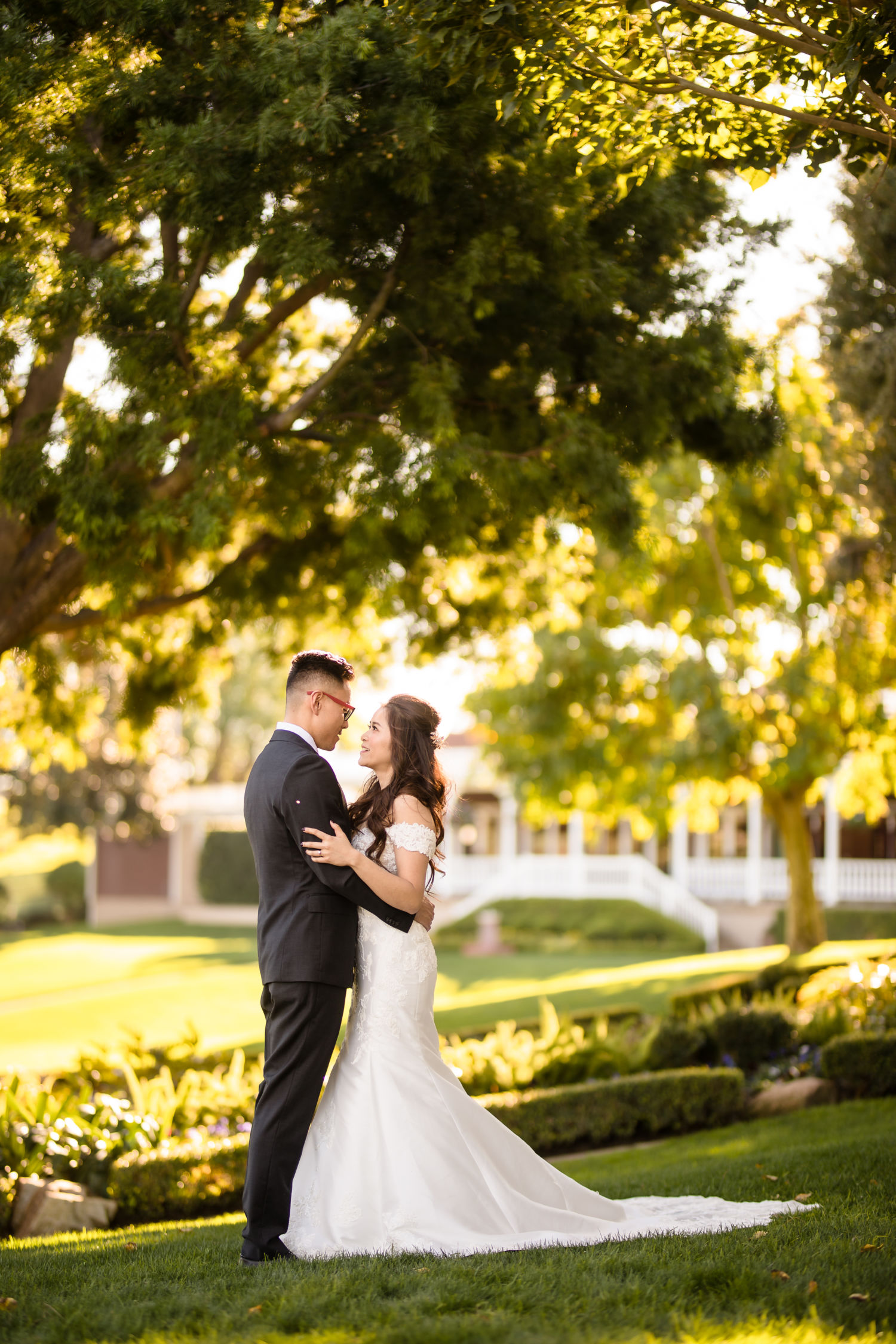 0142 CV Grand Tradition Estate Gardens Fallbrook Wedding Photography