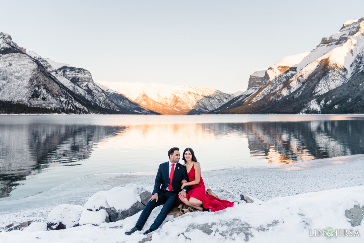 0060 AA Banff Canada Engagement Photography
