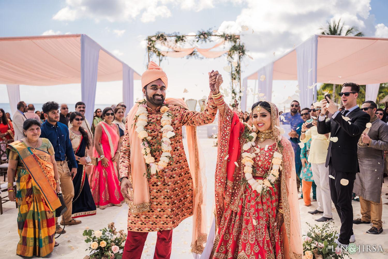 Wedding Ceremony 4 Royalton Riviera Cancun Indian Wedding