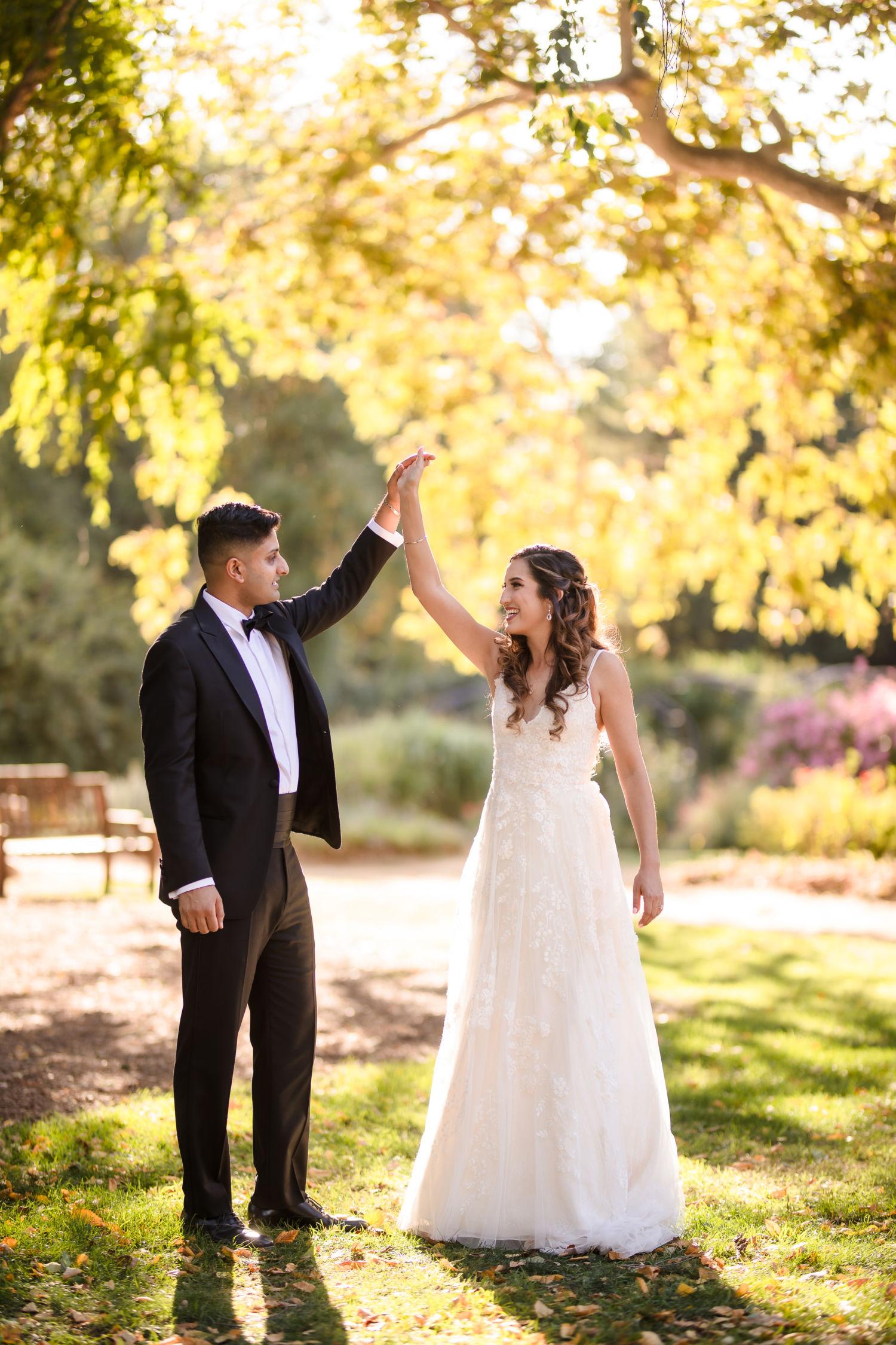 0192 VM Descanso Gardens Los Angeles County Wedding Photography