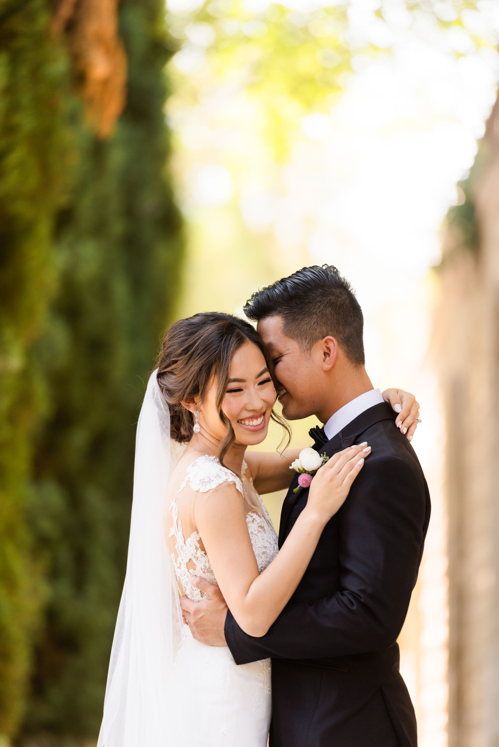 0192 TT Greystone Mansion Los Angeles County Wedding Photography