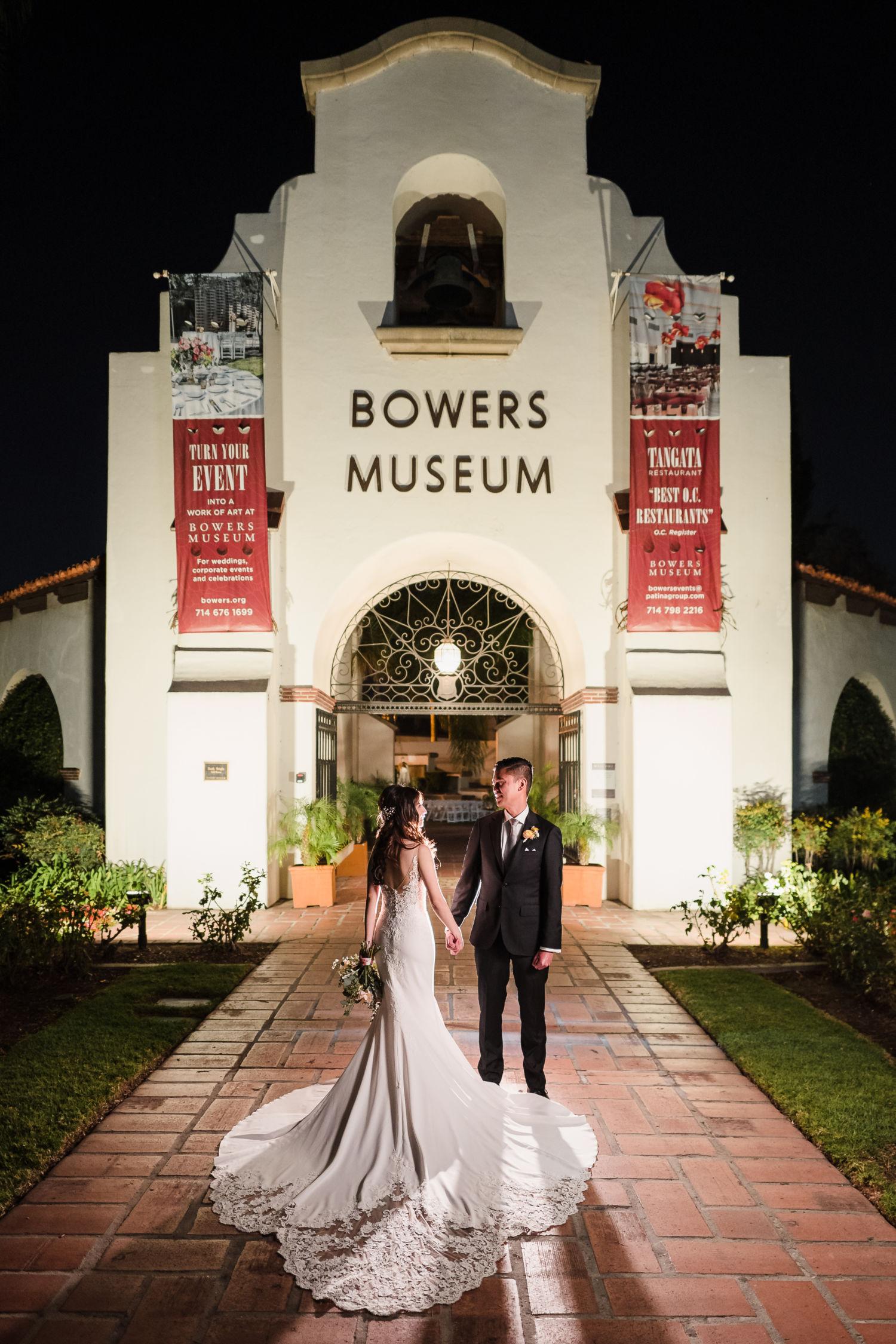 0534 TM Bowers Museum Santa Ana Wedding Photography