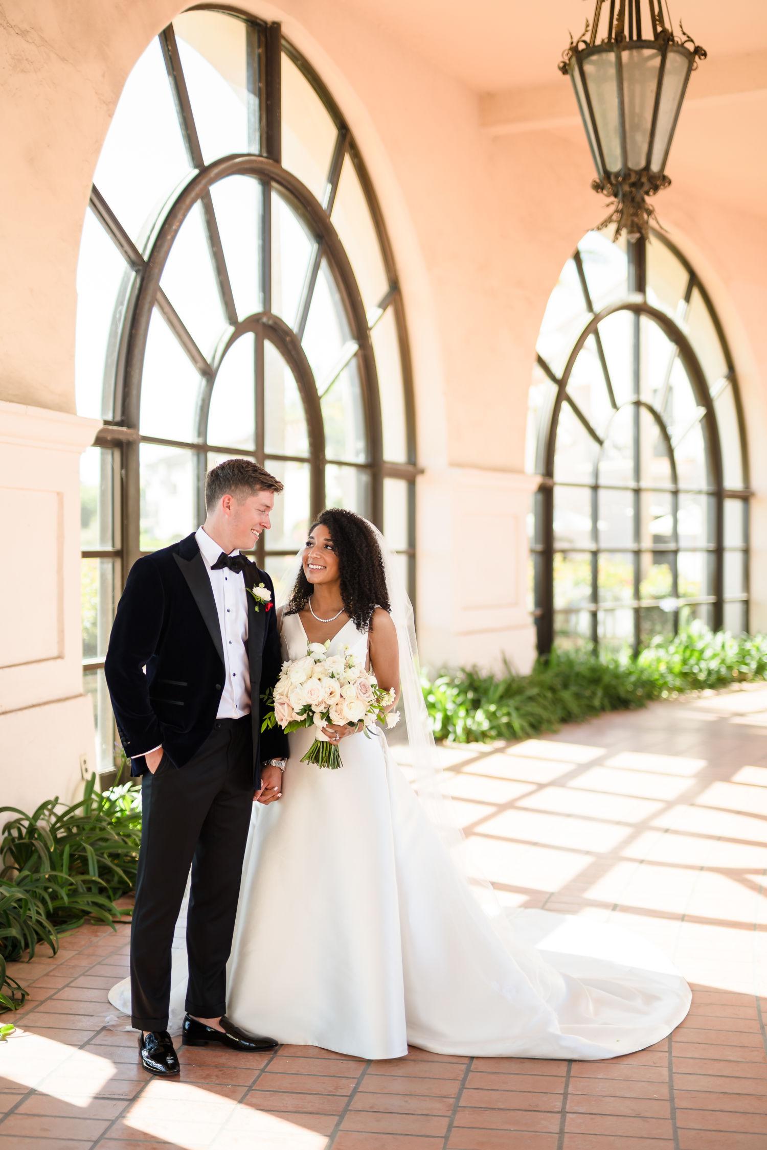 0300 GP Hilton Santa Barbara Beachfront Resort Wedding Photography
