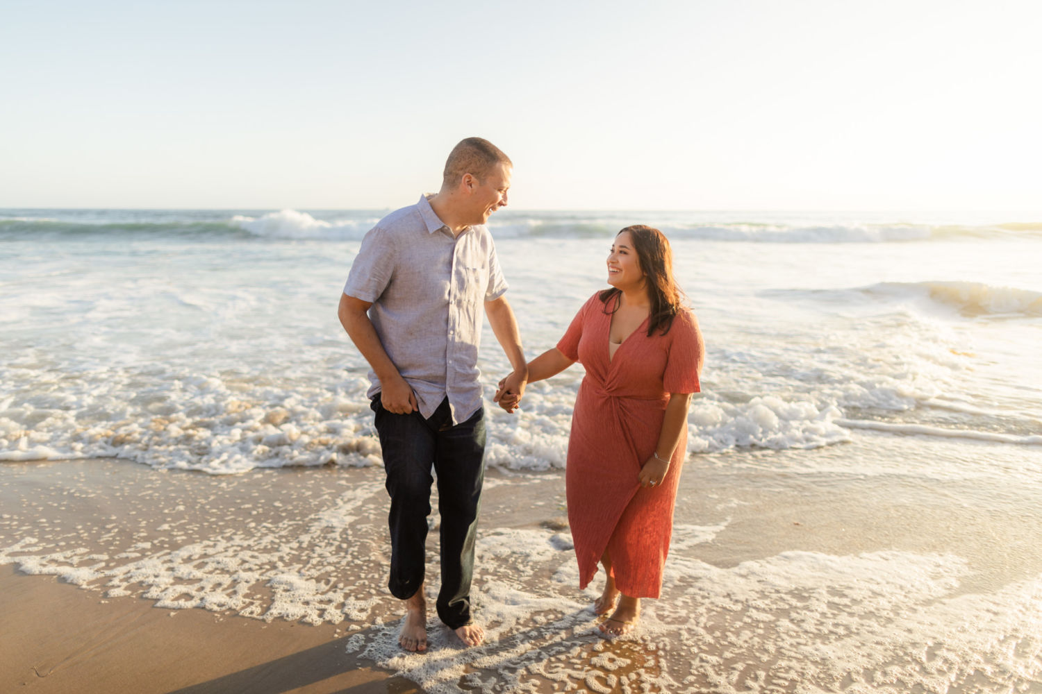 0058 AJ Crystal Cove State Park Orange County Engagement Photography