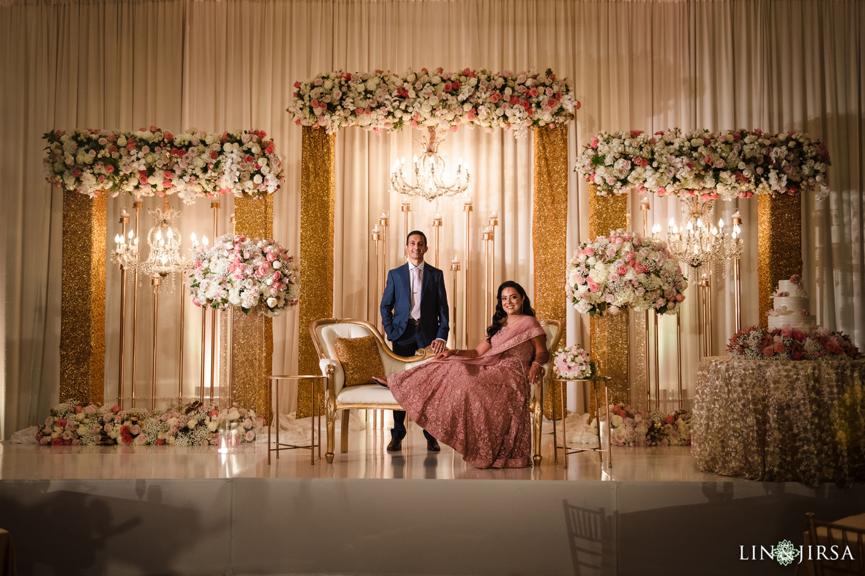 Wedding Reception 02 Hilton Waterfront Huntington Beach Wedding 1