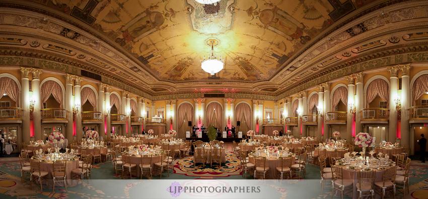 Millennium Biltmore Hotel Wedding   David & Liora
