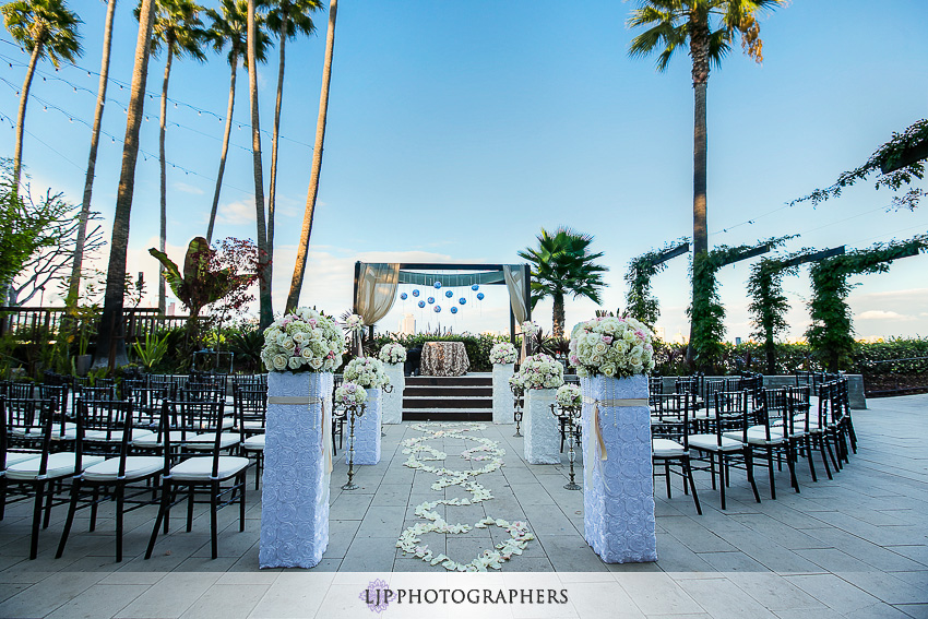 Hotel Maya Long Beach Wedding Photographer
