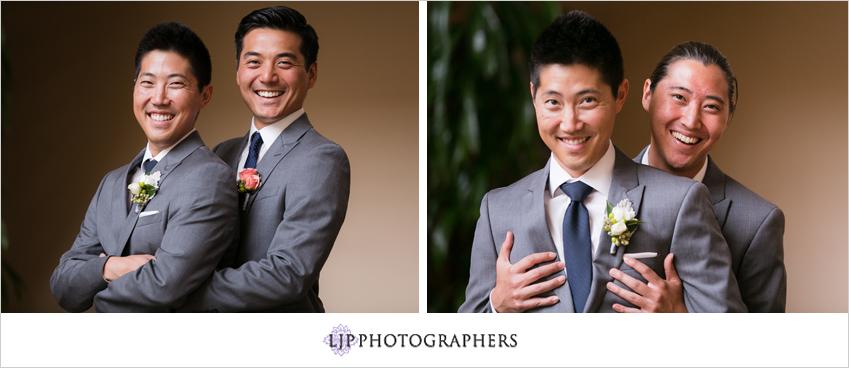 06-summit-fullerton-wedding-photographer-groom-with-groomsmen-goofy-photos