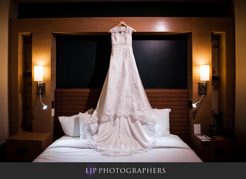 Doubletree Wedding | Doubletree By Hilton Hotel Monrovia Wedding Matt Rosemary