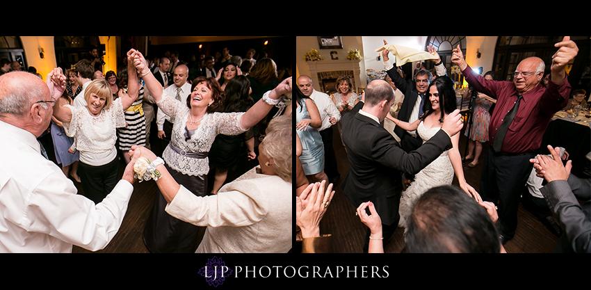 ramseys at the club toluca lake persian wedding jeff