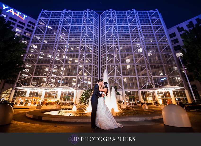 Hyatt regency orange county wedding albrecht and melissa - Hyatt regency orange county garden grove ca ...