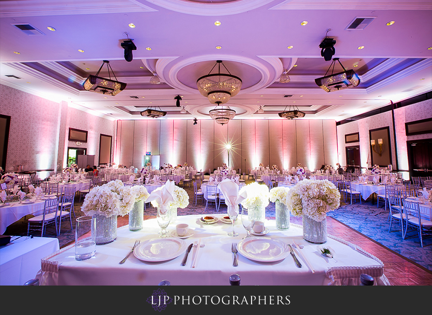 Hilton San Gabriel Hotel Wedding