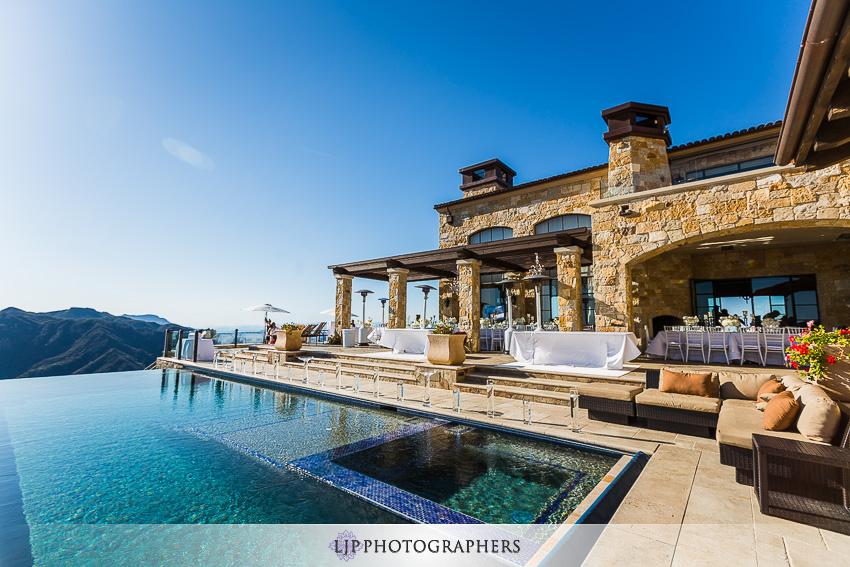 Malibu Vineyard Estate Wedding Reception Brett And Sona